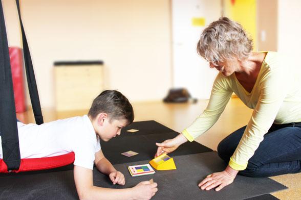 Ergotherapie für Kinder, Anke Gieseking Minden